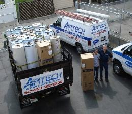 Airtech Heating & Air Conditioning employs only the best certified technician for your home's Air Conditioning repair in Westchester IL.