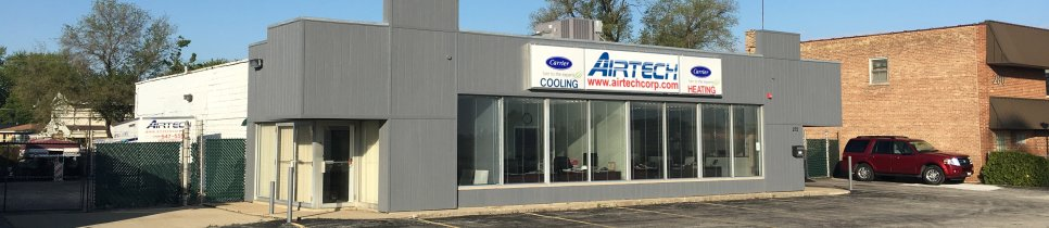 Visit AIRTECH Heating & Air Conditioning at their office in Bellwood IL for great AC repair service.